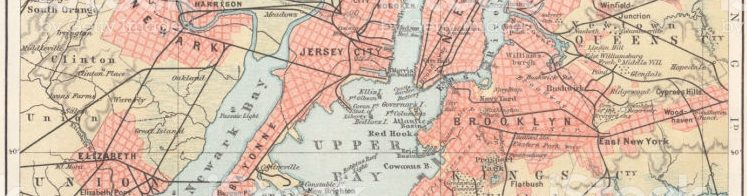 ENG 110: Mapping New York City